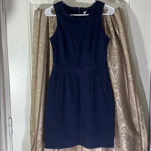 Old Navy - Blue Dress With Pockets - Size XS